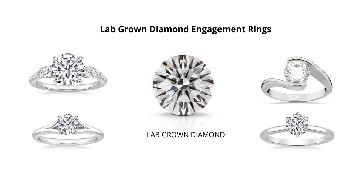 Read more about the article 8 Best Lab Grown Diamond Engagement Rings Ideas